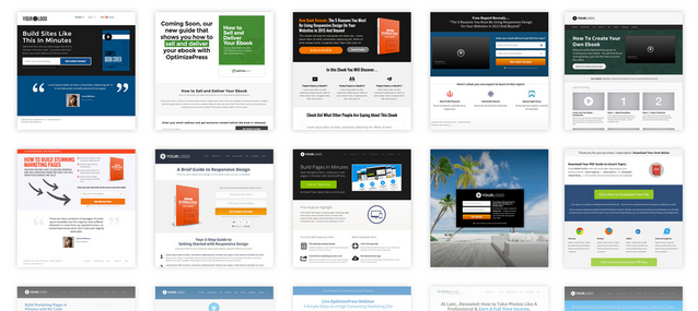 The True Review How To Design High Converting Landing Pages The - High converting landing page templates